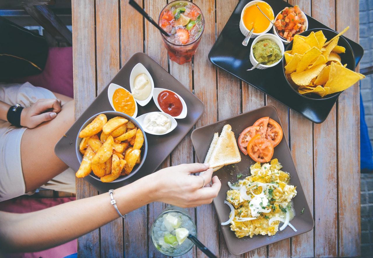 Sund og smagfuld mad
