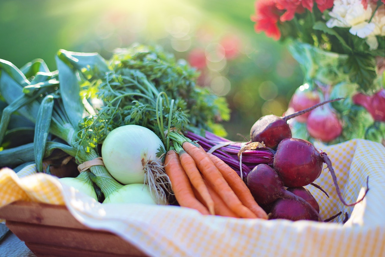 Lokalt og klimavenligt mad